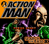Action Man - Search for Base X